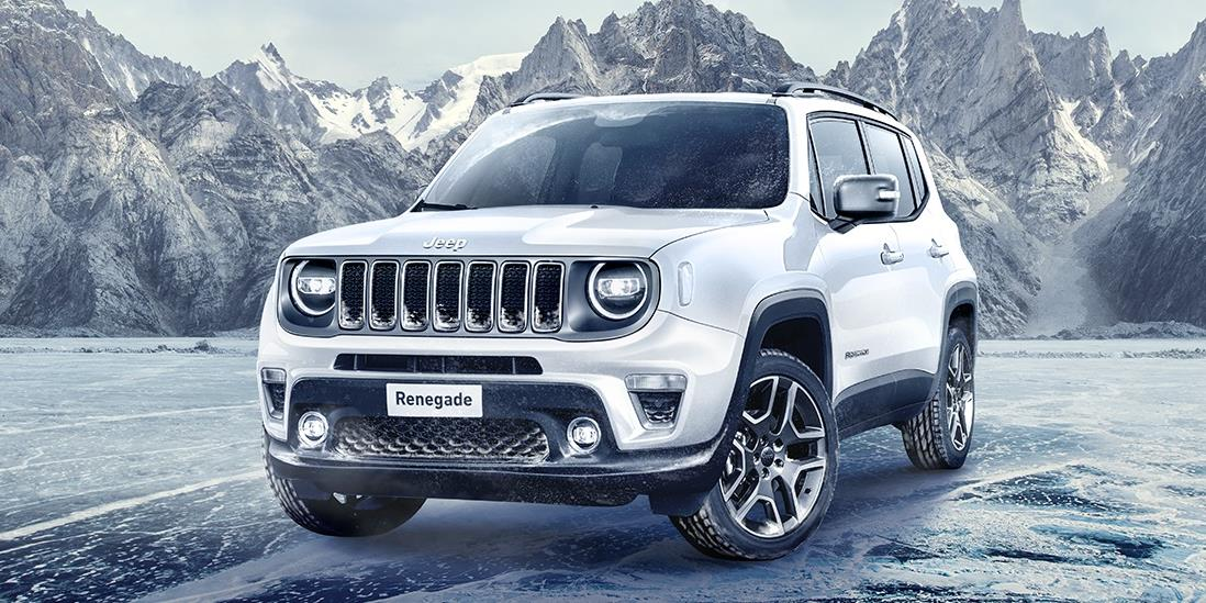 YILIN İLK MACERASI JEEP RENEGADE